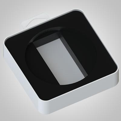 Crystal Box White